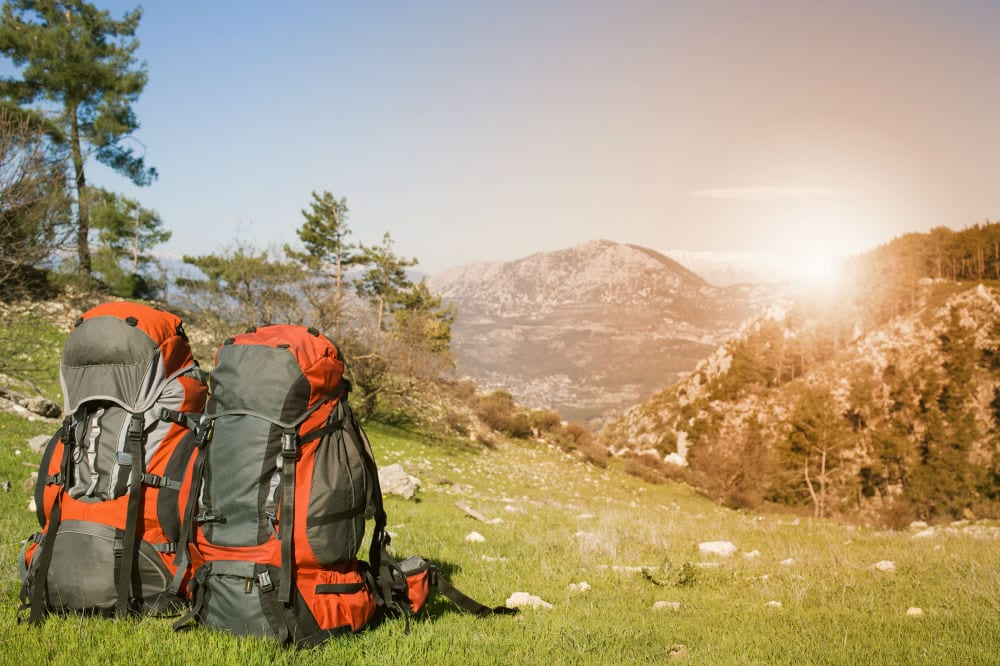 Hiking packs review