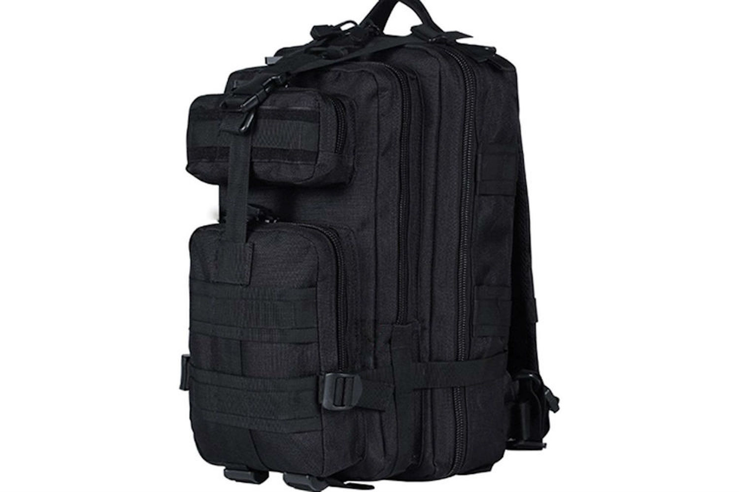 CVLIFE Outdoor Tactical Black 30L Backpack