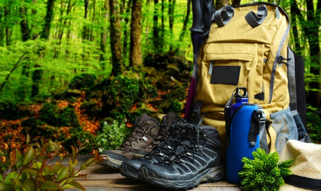 The best way to pack a hiking backpack
