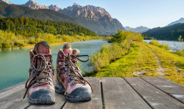 Best hiking boots for men with wide feet