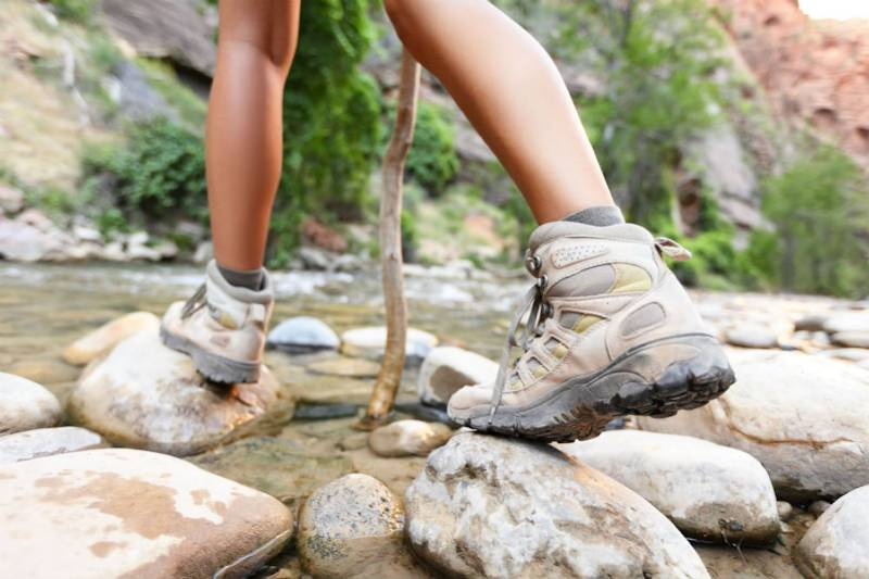 Best hiking and trekking boots
