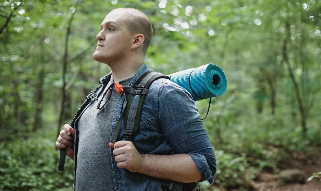 Best hiking backpacks and accessories for big guys