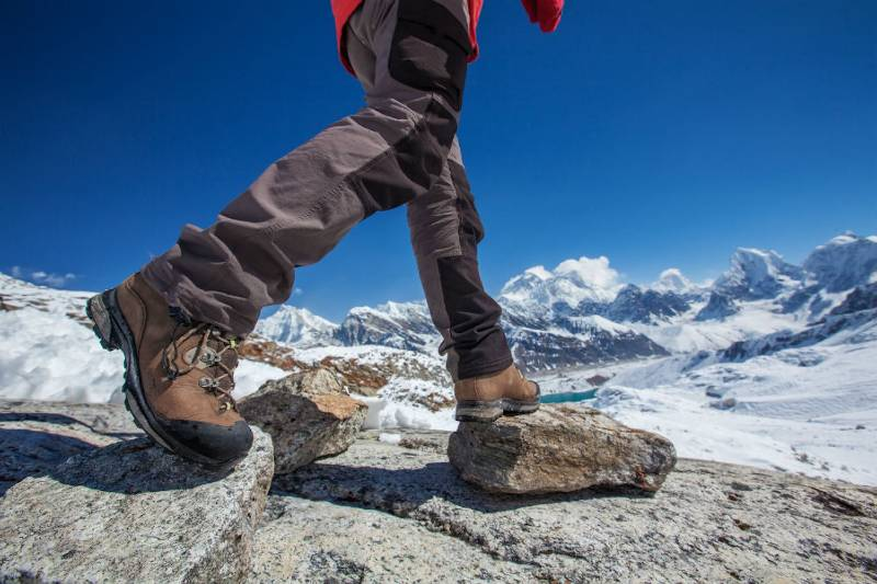 Best hiking boots for me - hiking boots focus